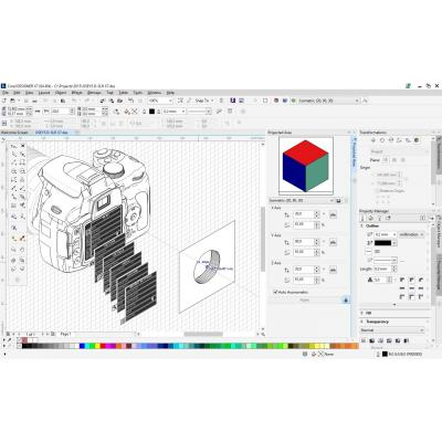 Corel ESDCDTSX7ML grafische software