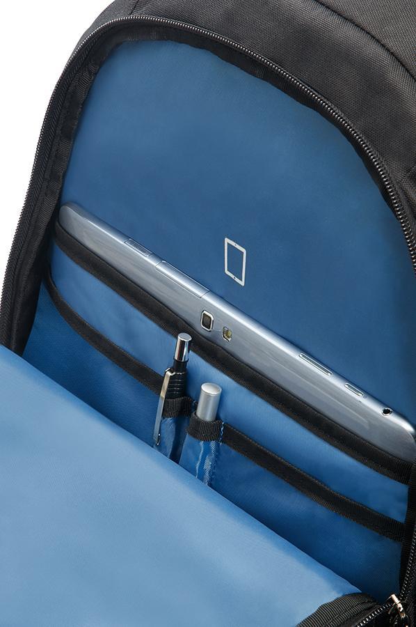 5503d0c8cea American Tourister Laptop Backpack 17.3″, Black (33G09003) kopen ...