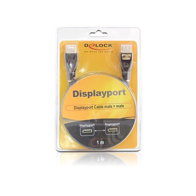 DeLOCK 82770 DisplayPort kabels