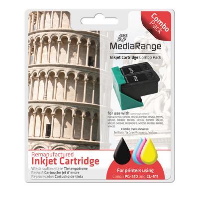 MediaRange MRCP510C511 inktcartridge