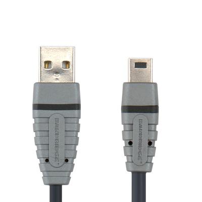 Bandridge BCL4402 USB-kabels