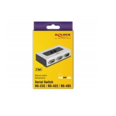 DeLOCK 87729 Seriële switch boxes