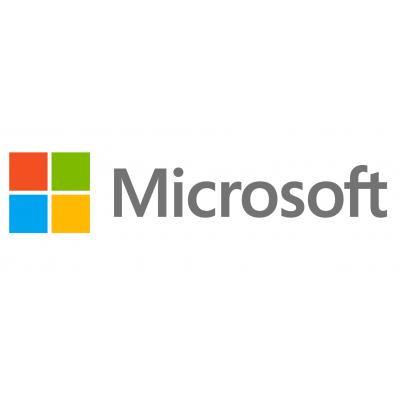 Microsoft NK7-00031 software licentie