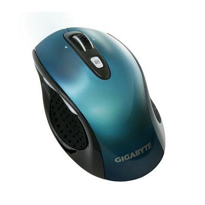 Gigabyte GM-M7700-BLUE computermuis