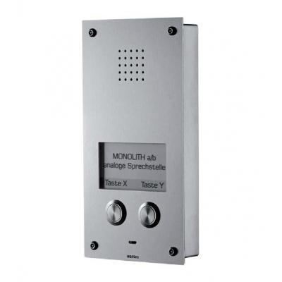 Wantec 5480 Audio-intercomsystemen