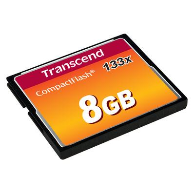 Transcend TS8GCF133 flashgeheugens