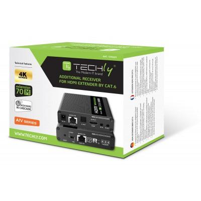 Techly IDATA-EXT-676R AV extenders
