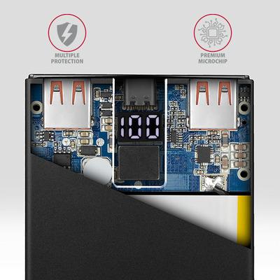 Axagon PWB-L10QC powerbanks
