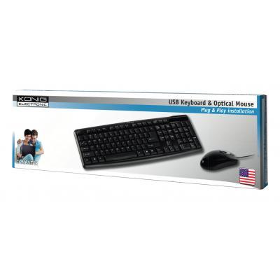 König CSKMCU100US toetsenbord