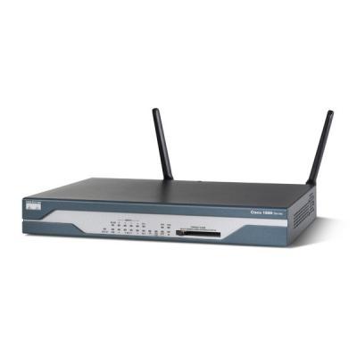 Cisco CISCO1801/K9 wireless router