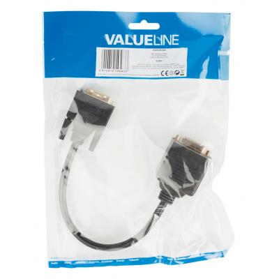 Valueline VGCP32951B02 video kabel adapters