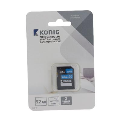 König CSSDHC32GB flashgeheugen