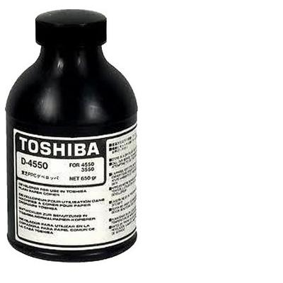 Toshiba D-4550 ontwikkelaar print