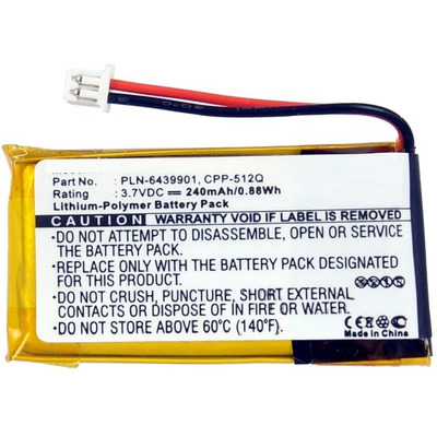 CoreParts MBXWHS-BA009 Hoofdtelefoon accessoires
