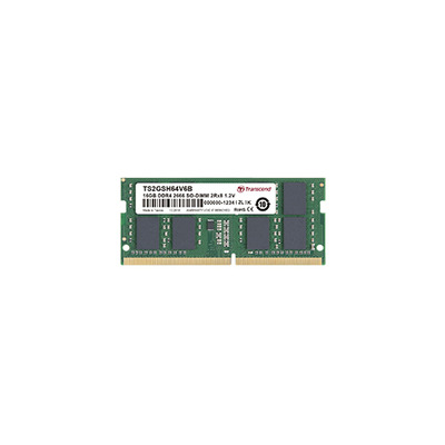 Transcend TS512MSH64V6H RAM-geheugen