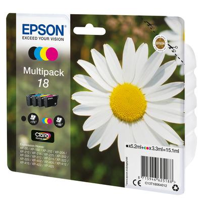 Epson C13T18064022 inktcartridges