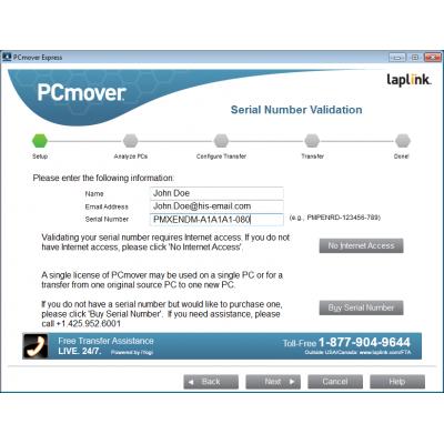 Laplink LPLNKPCMVEXP10-1 product