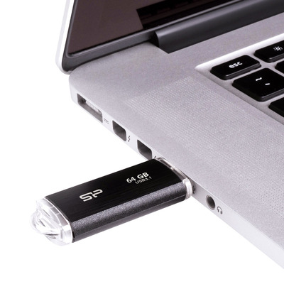 Silicon Power SP064GBUF3B02V1K USB-sticks