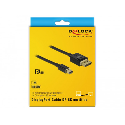 DeLOCK 84927 DisplayPort kabels