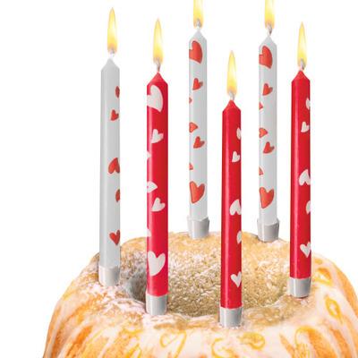 Susy Card 40028064 Verjaardagskaarsjes & taartsterretjes