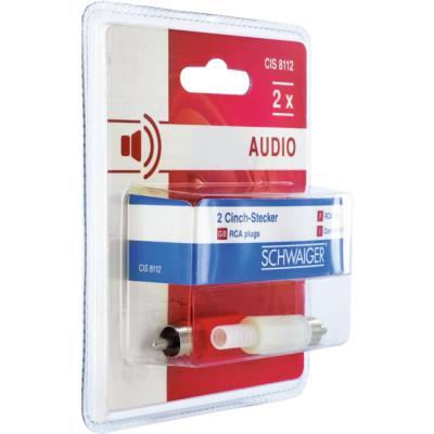 Schwaiger CIS8112533 kabel connector
