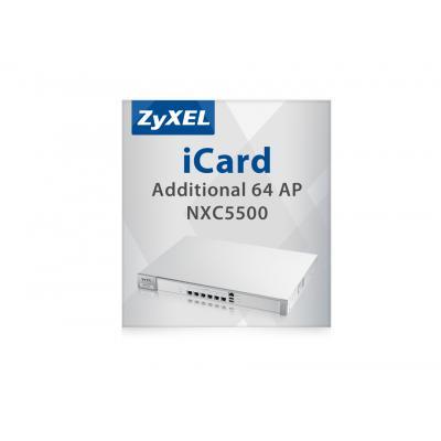 ZyXEL LIC-AP-ZZ0005F software licentie