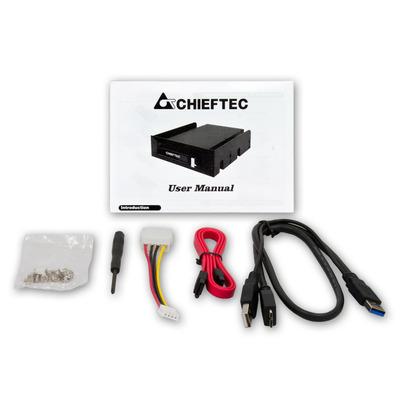 Chieftec CEB-5325S-U3 HDD/SSD-dockingstations
