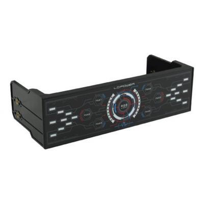 LC-Power LC-CFC-LED snelheidsregelaar voor ventilatoren