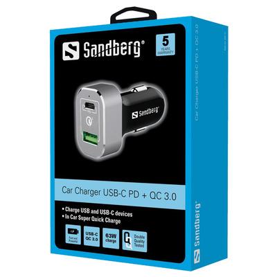 Sandberg 441-11 opladers voor mobiele apparatuur