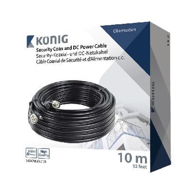 König SAS-CABLE1010B coax kabel