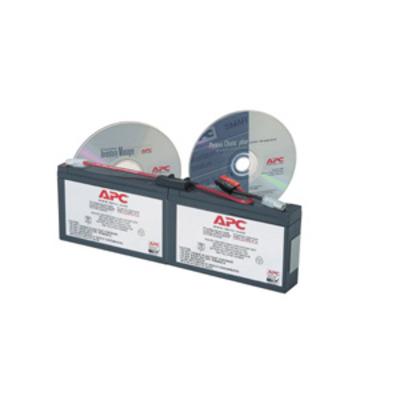 APC RBC18 oplaadbare batterijen/accu's