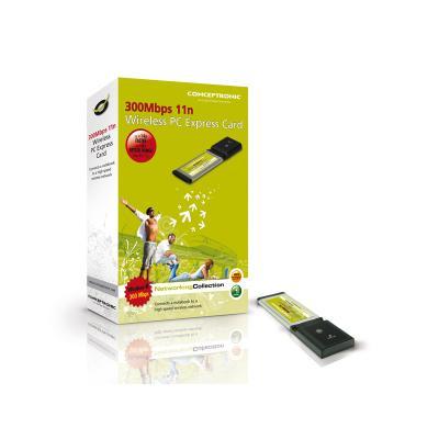 Conceptronic C04-221 netwerkkaart