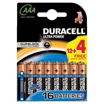Duracell 5000394062252 batterij