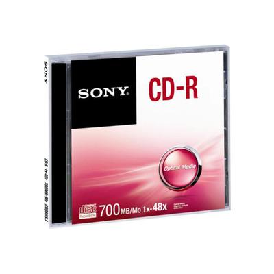 Sony CDQ80SJ Lege cd's