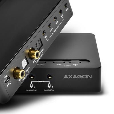 Axagon ADA-71 geluidskaart