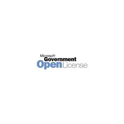Microsoft R18-01633 software licentie