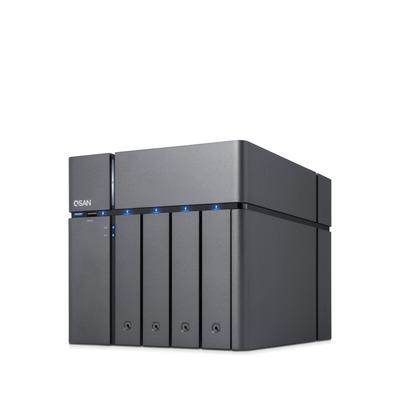 Qsan Technology XN3004T/40TB data-opslag-servers
