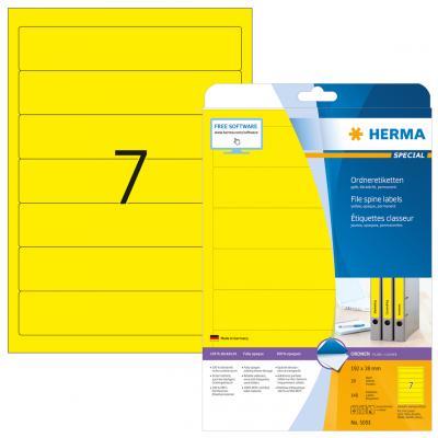 HERMA 5091 etiket
