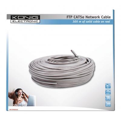 König CMP-FTP5R305S netwerkkabel
