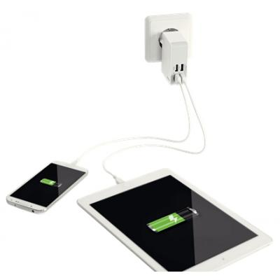 Esselte 62190001 opladers voor mobiele apparatuur