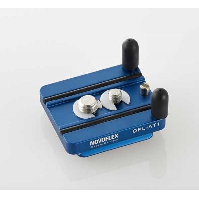 Novoflex Q=PLATE QPL-AT1 statief accessoire