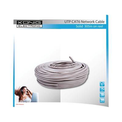 König CMP-UTP5R305S netwerkkabel