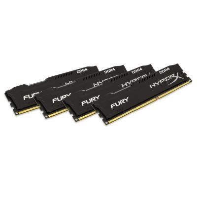 HyperX HX424C15FBK4/32 RAM-geheugen