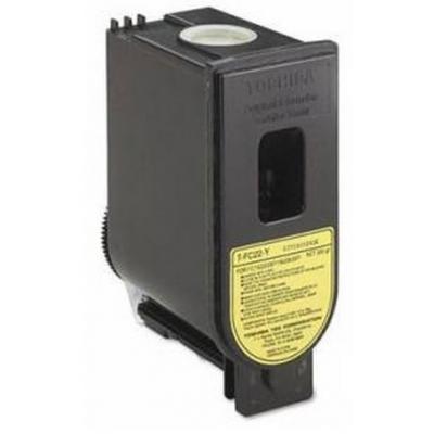 Toshiba D-FC22-Y ontwikkelaar print