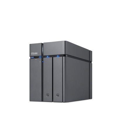 Qsan Technology XN3002T data-opslag-servers