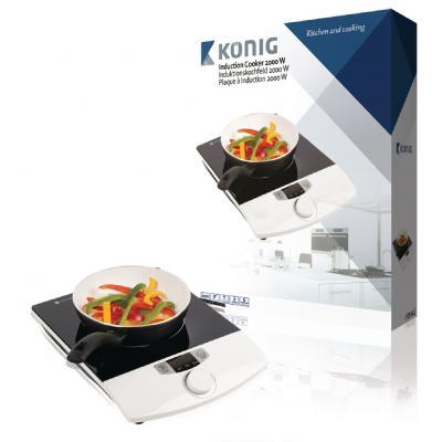 König KN-INDUC-10 fornuis