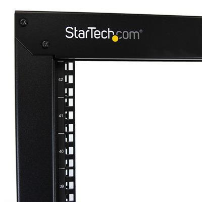 StarTech.com 2POSTRACK42 Stellingen/racks