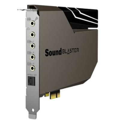 Creative Labs 70SB180000000 geluidskaarten