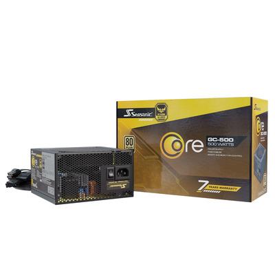 Seasonic CORE-GC-500 power supply units