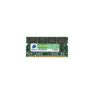 Corsair VS1GSDS533D2 RAM-geheugen
